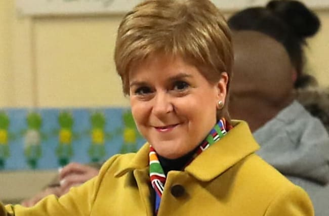 Scotland and rest of the UK 'are on divergent paths'
