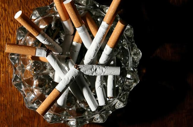 'Million smokers quit' during Covid-19 crisis, charity claims