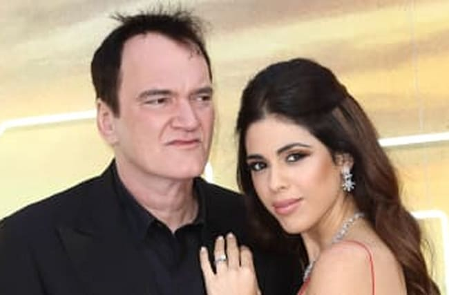 Quentin Tarantino And Wife Daniella Are Expecting A Baby