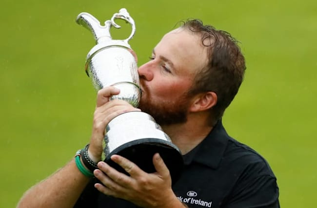 Outstanding Lowry storms to emotional Open triumph