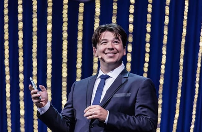 Michael McIntyre to host new Saturday night game show