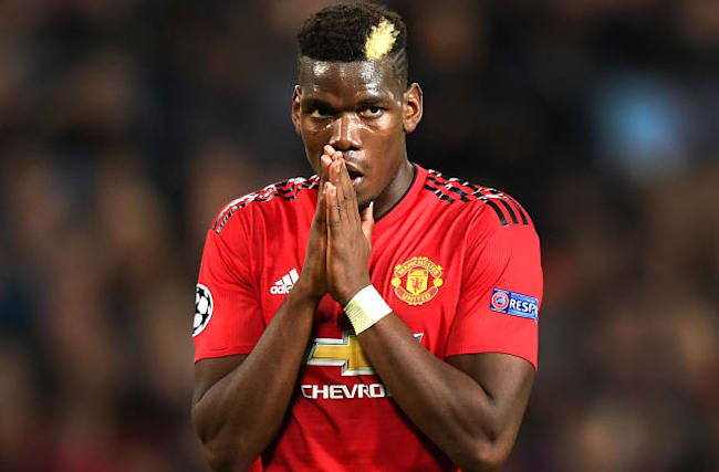 Pogba hints at 'new challenge somewhere else'