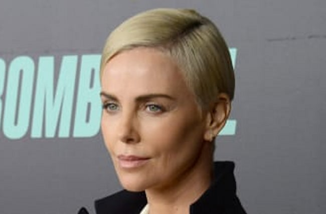 Charlize Theron Says Dad Fired 3 Shots At Her And Mom Through Door