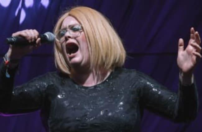 See Adele Rap Nicki Minaj's 'Monster' Verse Like A Pro