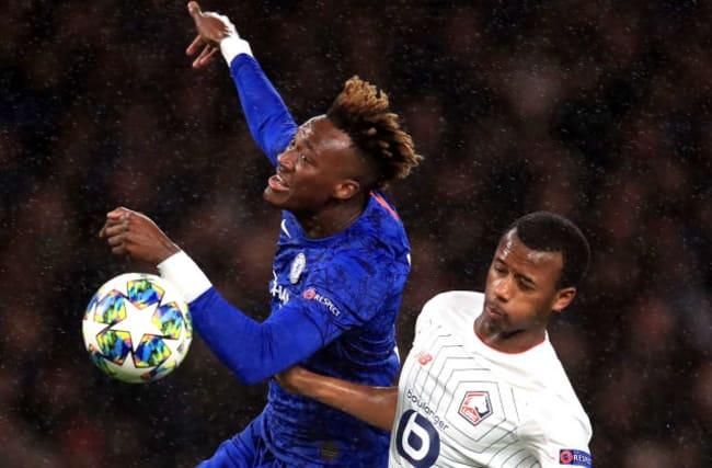 Abraham and Azpilicueta goals lift Chelsea into last 16