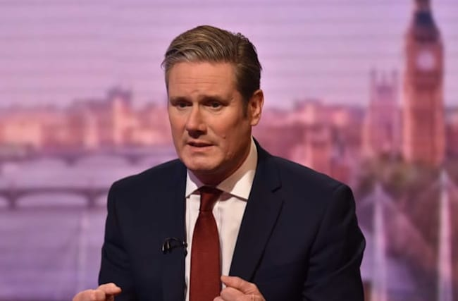 Labour to push for Commons vote on new Brexit referendum