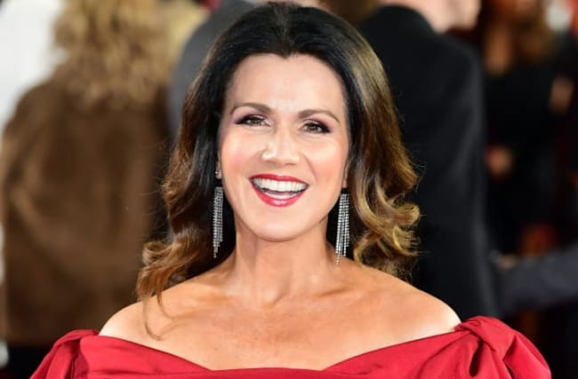 Susanna Reid issues apology following 'fruity language'