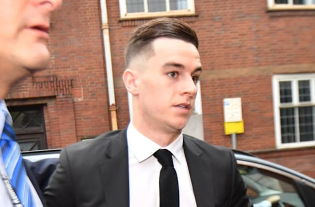 Players told they brought 'shame upon club' as they avoid jail