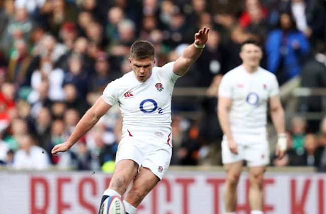 England return to form as Ireland pay for errors
