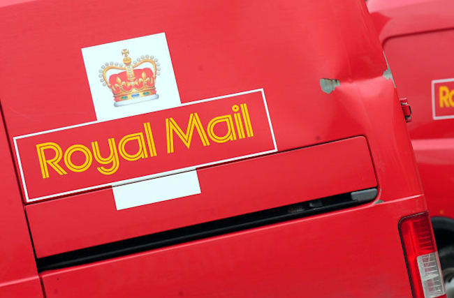 Royal Mail's Parcelforce arm admits breaking law