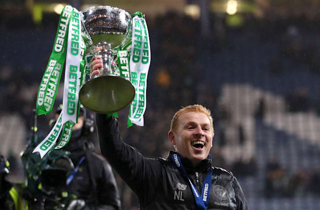 Celtic ride luck to secure 10th straight domestic trophy