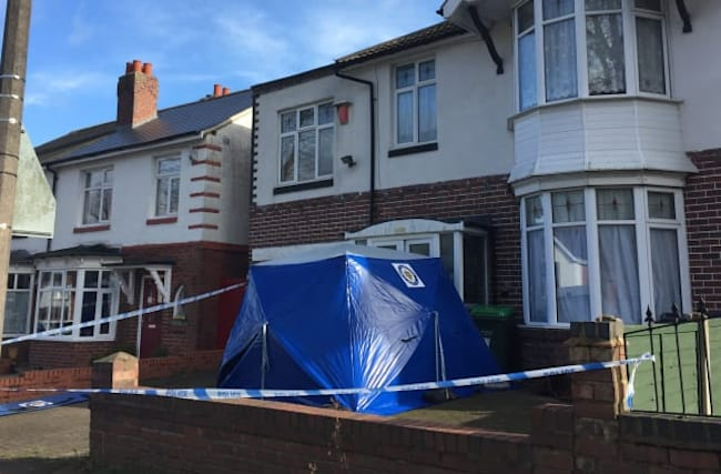 Couple found murdered at home suffered 'serious injuries'