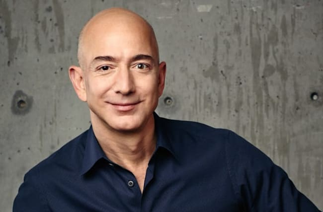 Mobile phone of Amazon boss 'hacked by Saudi Crown Prince'