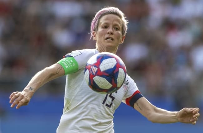 American World Cup star: I'm not going to White House!