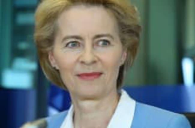 Berlin: Von der Leyen tritt als Verteidigungsministerin zurück