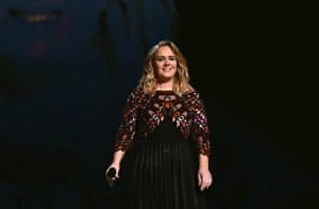 So schlank ist Adele