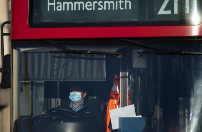 Plea for protection after nine London bus drivers die