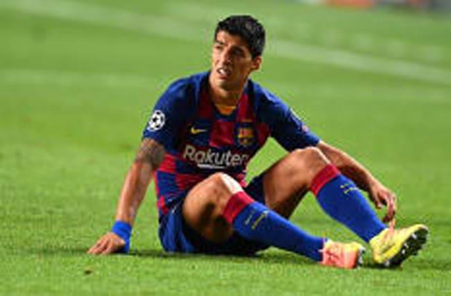 Suarez vor Wechsel nach Madrid