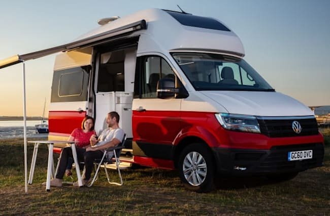 Volkswagen offers £2,000 of free options on motorhome