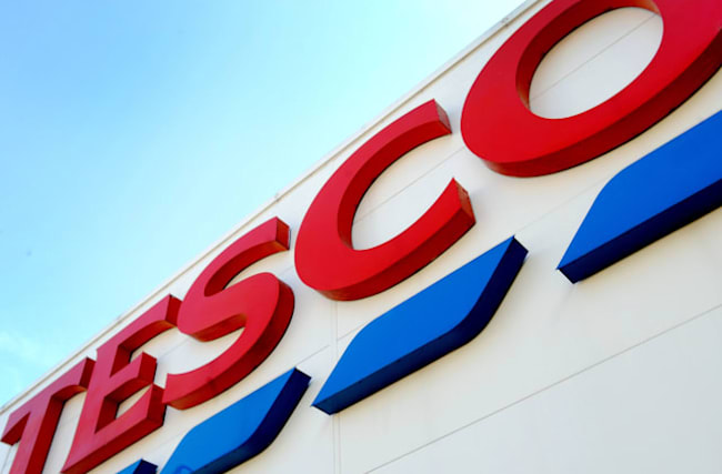 Customers left angry by Tesco online shopping problems