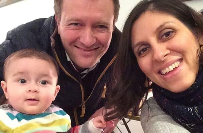 Husband joins jailed Nazanin in new hunger strike