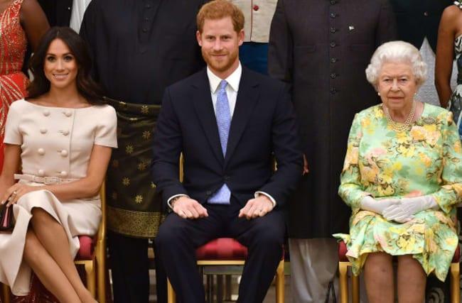 Harry and Meghan split 'will avoid catastrophe'