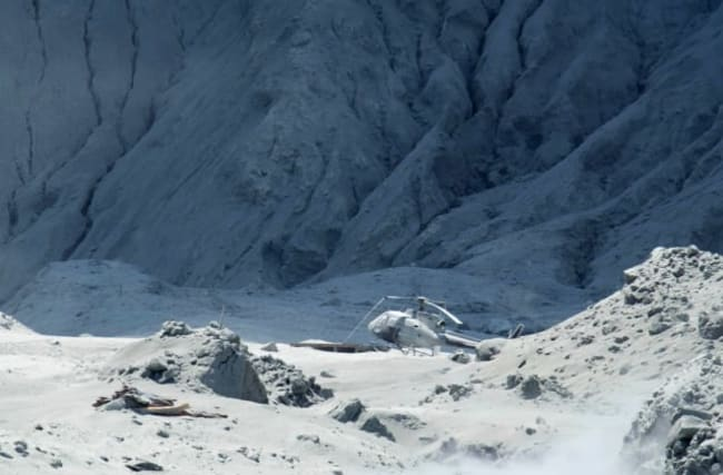 New Zealand: Sixth person dies after volcano eruption