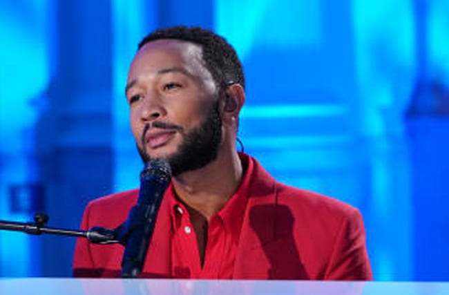 John Legend Crashes Virtual Dates And Serenades The Hopeful Singles