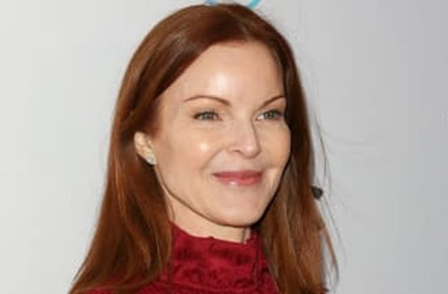 Marcia Cross Doesn't Want Anyone To Be 'Ashamed' Of Anal Cancer