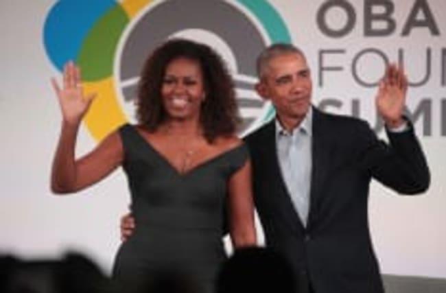 Im Weißen Haus kriselte es bei den Obamas