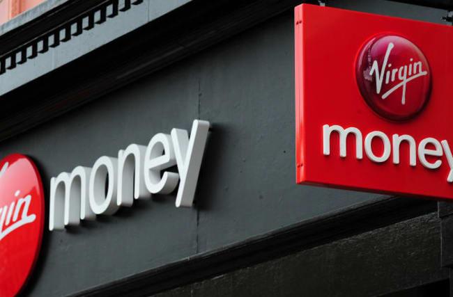 Virgin Money to axe 500 jobs and close branches