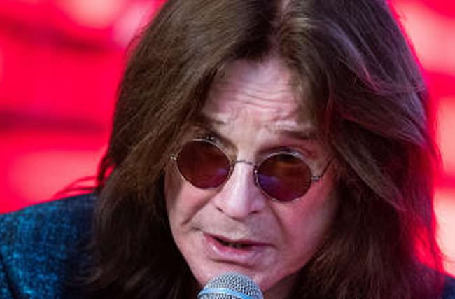 Ozzy Osbourne Snarkily Bans Trump From Using His Music