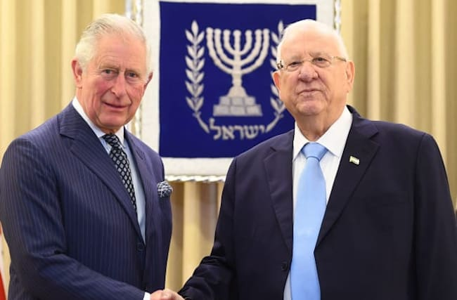 Israeli president: We expect your mother to come