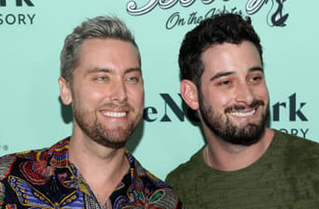 Lance Bass Says He And Husband Lost A Baby Via Miscarriage