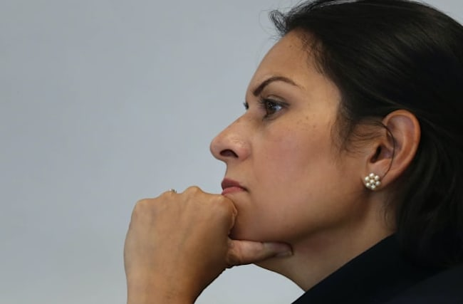 Labour demands Patel bullying inquiry be published