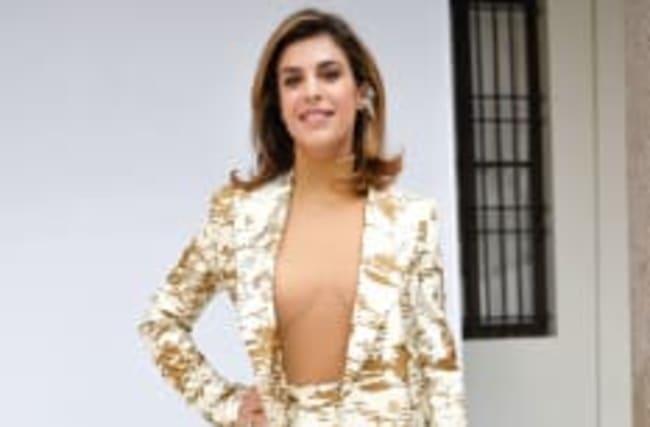 Clooneys Ex Elisabetta Canalis zeigt sich offenherzig