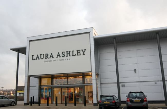 Laura Ashley reveals ballooning loss after funding deal