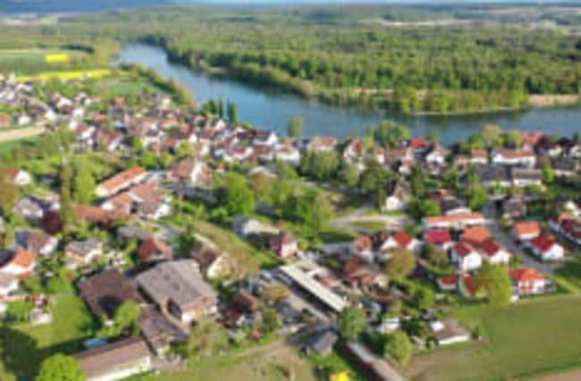 Büsingen: Deutschlands Exklave in der Schweiz