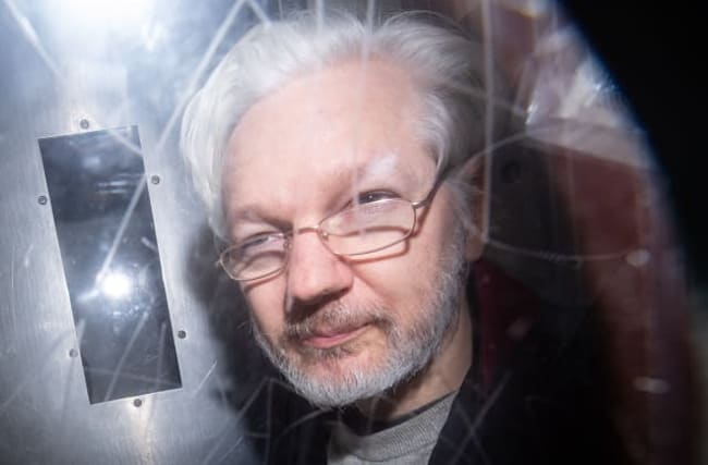 Julian Assange's extradition like death sentence, says dad