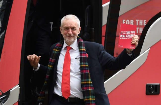 Jeremy Corbyn vows to take on the 'vested interests'