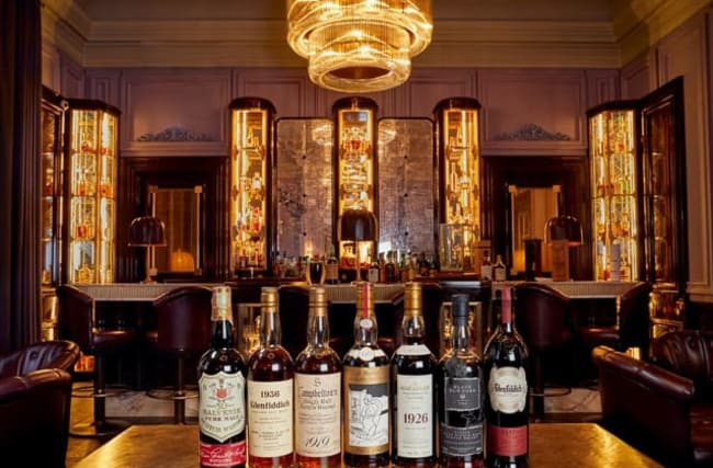 Record-breaking whisky collection fetches millions