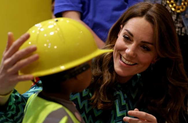Kate launches national survey with 'five big questions'