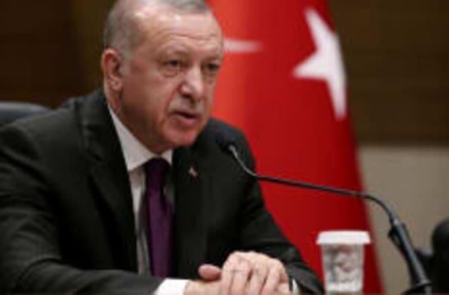Chaos nach Erdbeben: Erdogan verspricht schnelle Hilfe