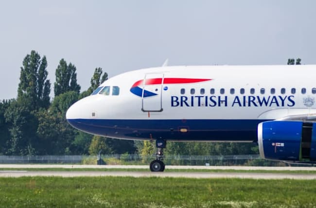 British Airways suspends Cairo flights after security review