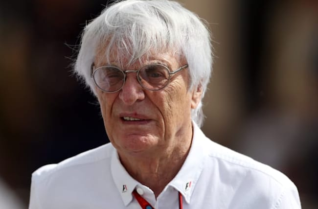 Ecclestone: 2020 F1 championship should be cancelled