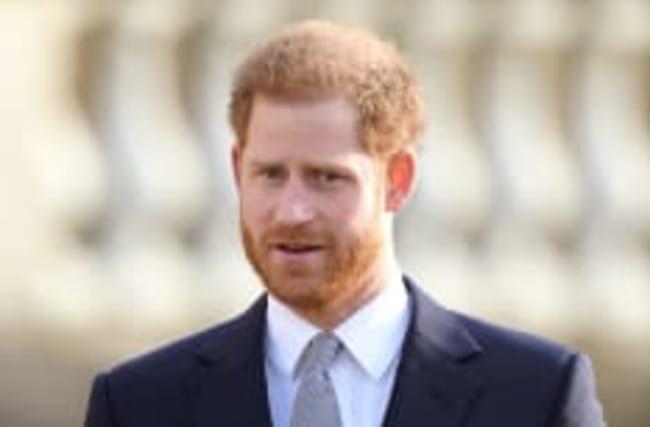 """So verlief Prinz Harrys erster Auftritt nach dem """"Megxit"""""""