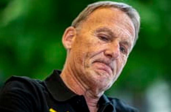 Watzke erklärt BVB-Strategie