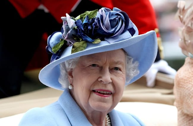 Family day out for Queen on first day of Royal Ascot