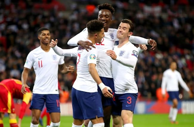 Top seeds: England not taking foot off gas against Kosovo