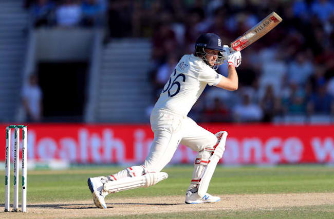 Root and Denly steady the ship as England chase 359